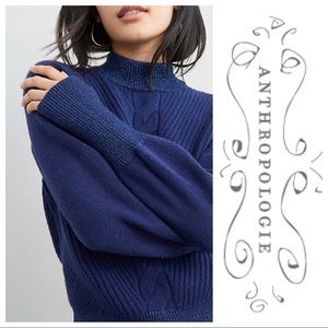 NWT Adilyn Cable-Knit Sweater